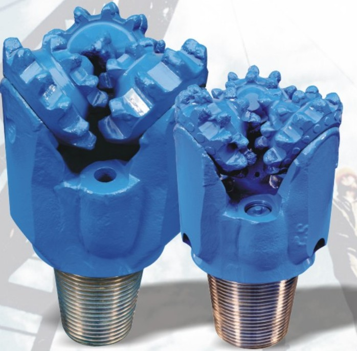 S series roller tricone bits with non-sealed rolling bearing