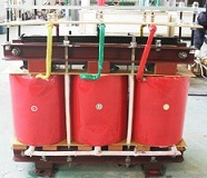 160VA 600V/100V (C type iron)  3P transformer