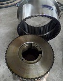 DWS70-1-19 EXTERNAL RING GEAR DWS70 EDDY CURRENT BRAKE