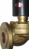 DTF high temperature steam solenoid valve DTF-15, DTF-20, DTF-25, DTF-32, DTF-40....