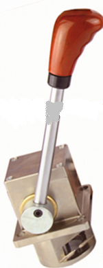 Driller's Operating Handle Assembly