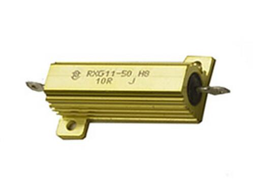 RXG11 Radiator Installation Power Wire-wound Fixed Resistor
