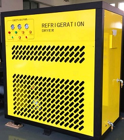 CLRD-SA/W Air compressor cold dryer