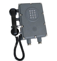 AKD-type PA call explosion-proof automatic telephone
