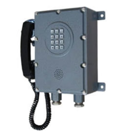 HCBK Program-controlled Hostless Explosion-proof Amplified Phone