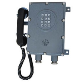 HZBA program-controlled explosion-proof telephone