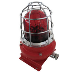 DBJ explosion-proof warning light