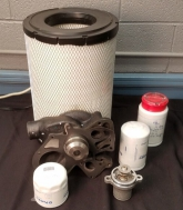 OD 19596 Secondary Fuel Filter